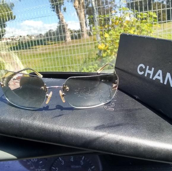 - Chanel sunglasses